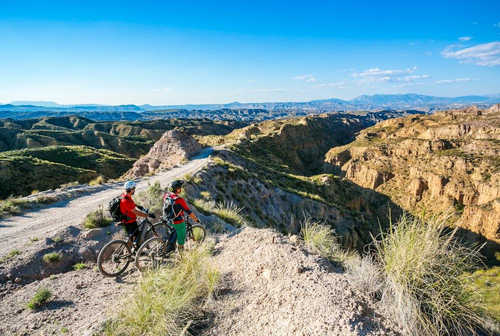 Electric Bicycle Tour In Gorafe Desert In Granada