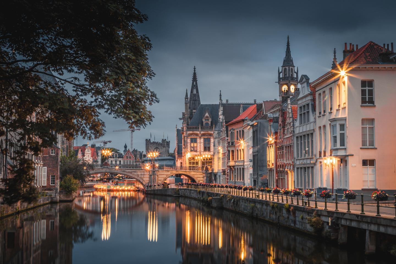 Belgium S Most Romantic Cities Ghent Azamat Esmurziyev 2Yobmqt4Vma Unsplash