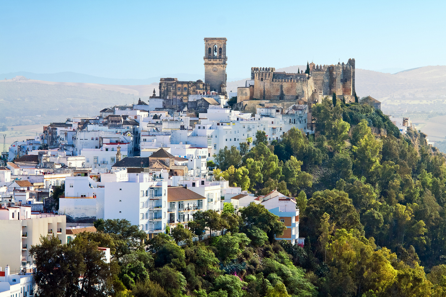 Discover The Spectacular White Towns Of Andalusia Shutterstock 274801589