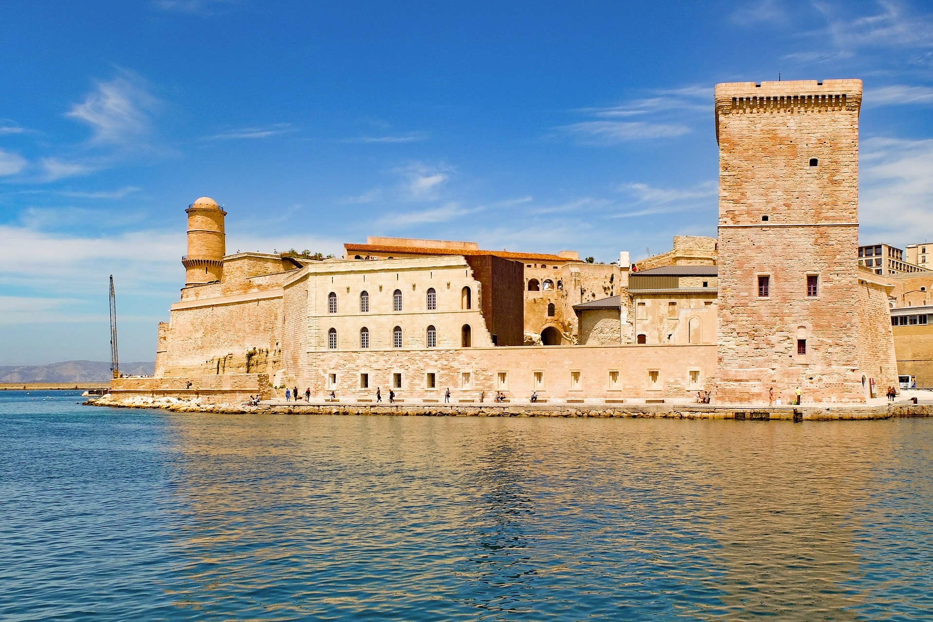 The Ultimate French Revolution Road Trip Fortress Fort Saint Jean In Marseille2754323 1920