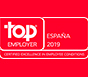 Certificación Top Employer 2019