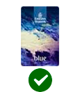 Emirates Skywards Blue card