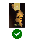 Emirates kywards Gold card
