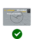 Miles & More Frequent  card