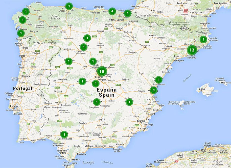 Privacidad y protecci n de datos europcar for Oficinas europcar madrid
